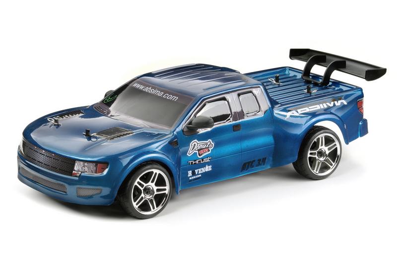 Auto RC Holden Heroes 35 cm schwarz 2-teilig