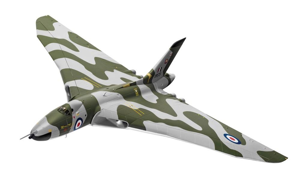 Pre Order Corgi AA27204 Avro Vulcan B.2 XM575, RAF No.101