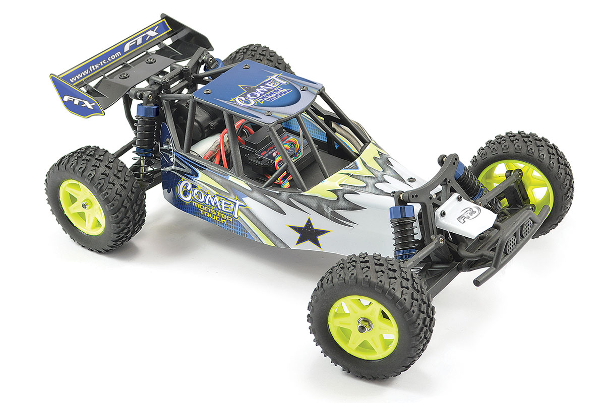 FTX Comet CAGE BUGGY 2WD 1:12 Ready To Run RC Car with
